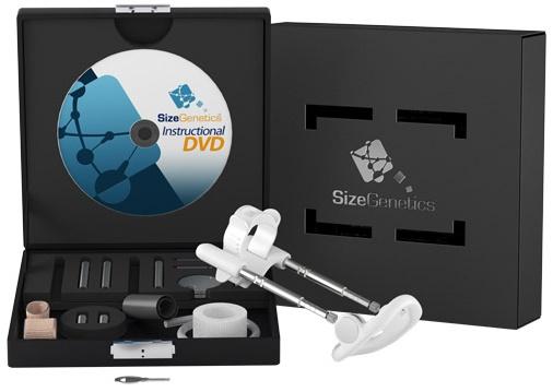 SizeGenetics Review - SizeGenetics UK PenisExtender - Bizonyított Deal?